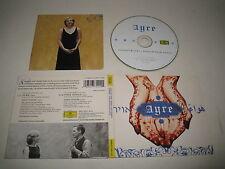 O. GOLIJOV/AYRE BERIO FOLK SONGS(DG/00289 477 5414)CD ALBUM