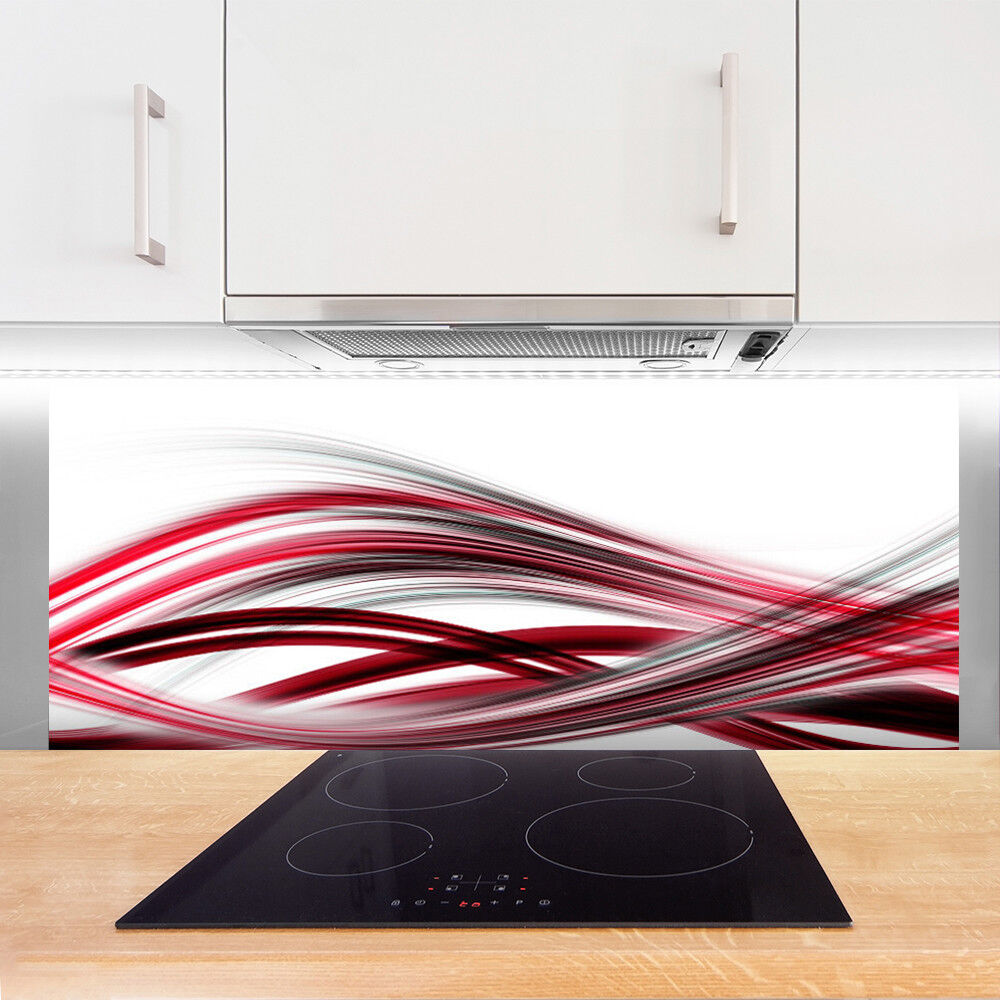 Crédence de cuisine en verre Panneau Panneau Panneau 125x50 Art Art Abstrait c83746