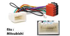 Cavo ISO MITSUBISHI dal 2007 a 2010 OUTLANDER PAJERO COLT e molte alre senza AMP