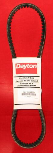 """cogged Dayton 6A123G V Belt BX36 21//32 x 39/"""""""