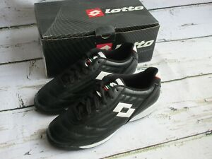 Lotto-CLASSE-TURF-Soccer-Cleat-Shoes-F7693-Vintage-NEW-NOS