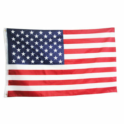 12x18 USA American Flag United States Banner US Polyester Pennant America New