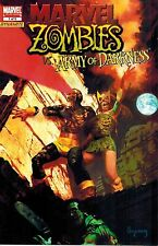 Marvel Zombies vs Army of Darkness #1 Arthur Suydam Dynamic Forces Variant Cover