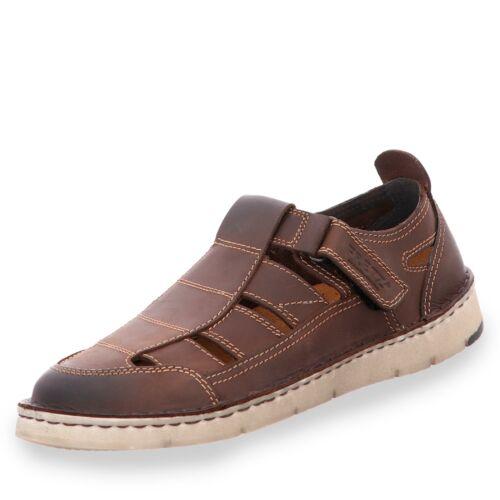 Fretz Herren Slipper Halbschuhe Klettschuhe Schlupfschuhe Komfortschuhe Schuhe