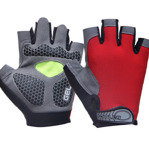 Gym Fitness Glove Men Women Weightlifting Bodybuilding Training Workout Exercise