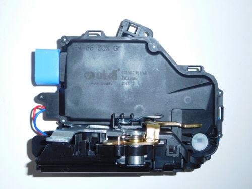 SEAT ALTEA TOLEDO SKODA OCTAVIA LHD ANTERIORE SINISTRA DOOR LOCK meccanismo 3d1837015ab