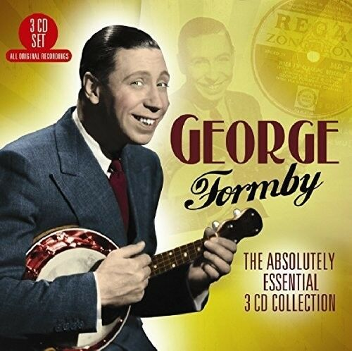 George Formby - Absolutely Essential 3CD Collection [New CD] UK - Import
