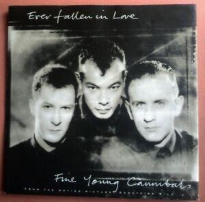 FINE-YOUNG-CANNIBALS-EVER-FALLEN-IN-LOVE-ORIGINAL-UK-7-039-039-vinyl-single