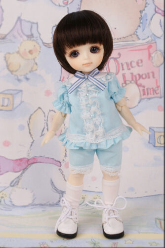 2 additional hand parts free eyes BJD 1//8 Doll Byurl face makeup