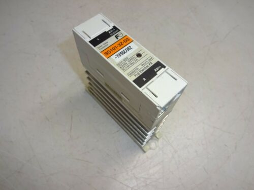 FUJI ELECTRIC SS101-3Z-D3 SOLID STATE CONTACTOR