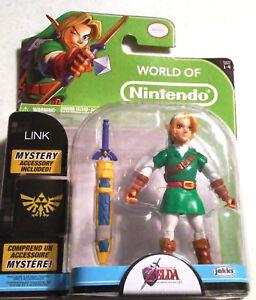 World-of-Nintendo-The-Legend-of-Zelda-Link-Action-Figure-Multiple-Available