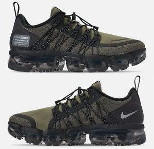b3a1690e79 NIKE AIR VAPORMAX RUN UTILITY MEN'S RUNNING MEDIUM OLIVE - REFLECT ...