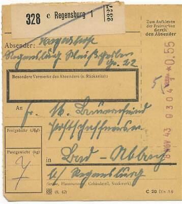 Unter Der Voraussetzung 210869 Paketkt Dr Registrierkassenstpl Regensburg 1 Ein BrüLlender Handel