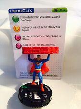 DC HEROCLIX FIGURINE WORLD'S FINEST : #017a superman