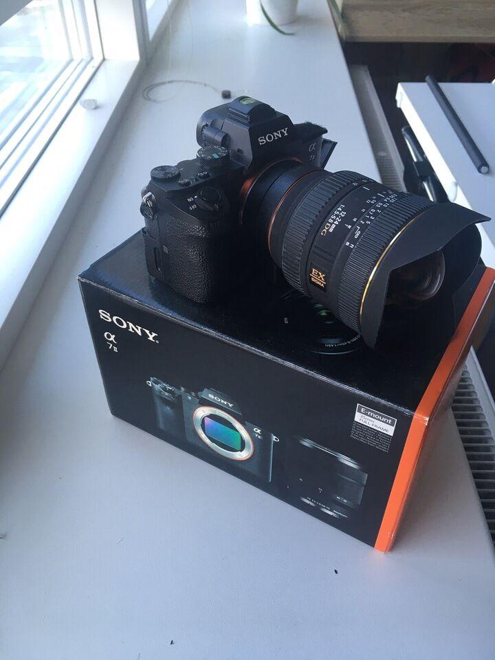Sony, A7II, 24 megapixels