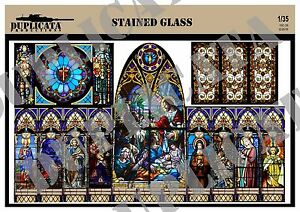Diorama-Accessory-1-35-Stained-Glass