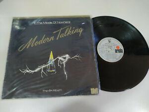 Modern-Talking-In-The-Middle-of-Nowhere-Hansa-1986-LP-Vinilo-12-034-G-VG
