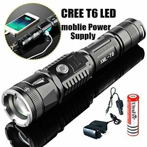 Torch About Details T6 Penlight Charging Xm Led Phone Range Flashlight Usb L zSGVUMqp