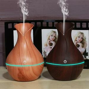Aroma-Essential-Oil-Diffuser-Wood-Grain-Ultrasonic-Aromatherapy-Humidifier-DP