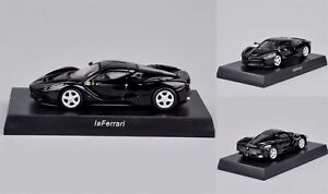 1-64-Scale-Diecast-Kyosho-Ferrari-Model-Black-Car-Minicar-Toy-Vehicles-Gifts