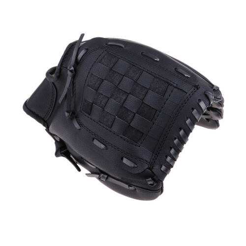 Durable Baseball Softball Linke Hand Handschuh mit Fell Handgelenk Handschuh