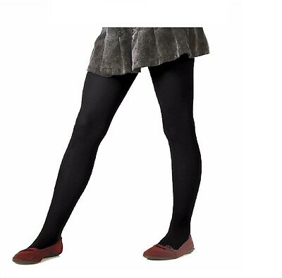 Girls Ballet Tights Back To School 70 Denier Opaque Footed Tights in 8 Colours