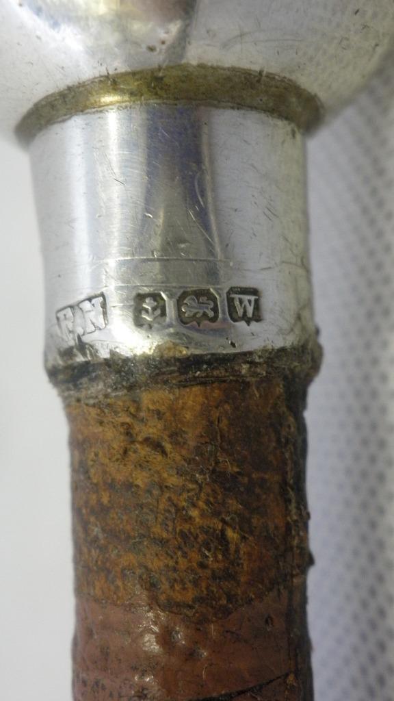 La brigada del rifle Vintage caracteriza caracteriza caracteriza Waterloo Equitación Crop  Birmingham 1946  0a24e5