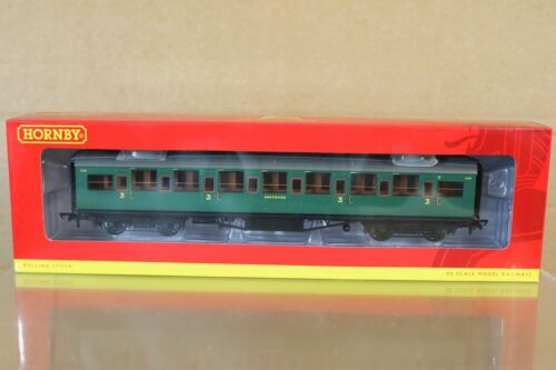 HORNBY R4336C SOUTHERN SR MAUNSELL CORRIDOR 3rd CLASS COACH 1218 MINT BOXED nq