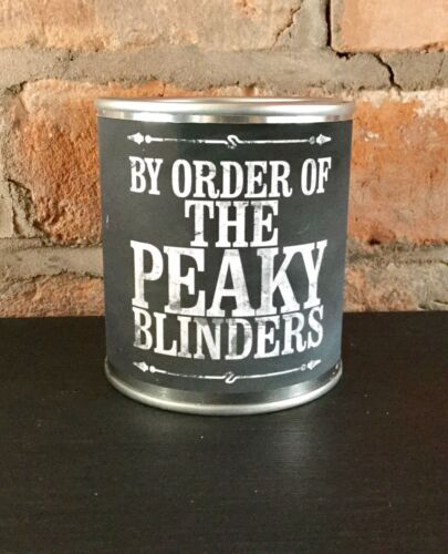 Peaky Blinders Inspired Candle By order Of Gift
