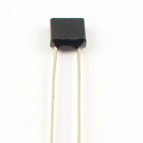 5Pcs Aupo Thermal Fuse Cutoff TF 125℃ 250V 1A A3-1A-F