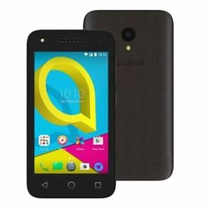 New-BOOST-Alcatel-U3-3G-8G-Storage-4034G-Black-Phone-Blue-Tick-AU-STOCK