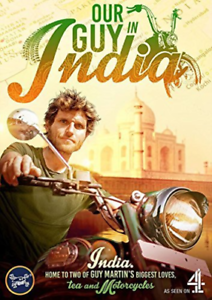 GUY-MARTIN-OUR-GUY-IN-INDIA-DVD-NUOVO