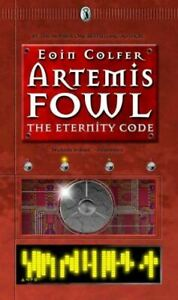 Colfer-Eoin-Artemis-Fowl-The-Eternity-Code-Like-New-Hardcover