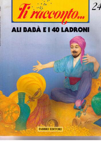 Libro nuovo in offerta! Ali Babà e i 40 ladroni Fabbri Ti racconto