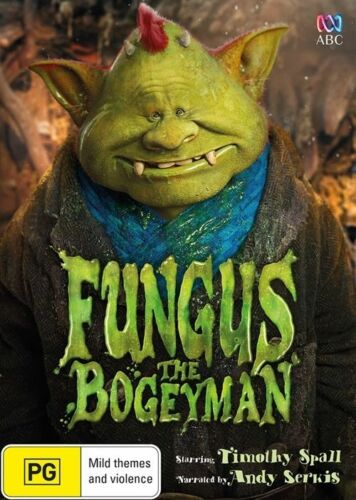 1 of 1 - Fungus The Bogeyman (DVD, 2016)  New Stock, Genuine & unSealed  D74/D163