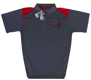 University-of-Alabama-NCAA-Men-039-s-Crimson-Tide-Polo-Shirt-Big-amp-Tall-Sizes-NWT