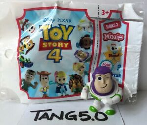 New Disney Pixar Toy Story 4 Series 2 Minis Buzz Lightyear Mystery Blind Bag