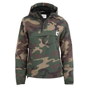 a6b895a5 Carhartt Wip Nimbus Women's Jacket Camo Laurel Winter Windbreaker | eBay
