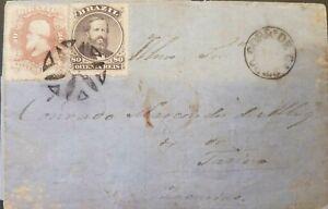 O-1867-Bresil-desinfection-Correos-Castro-plie-lettre-Dom-Pedro-20r-DOM-Ped