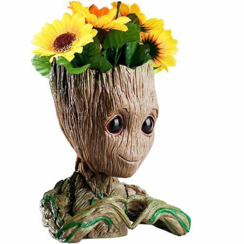 Meilleur Cadeau de Noël-Guardians of the Galaxy Groot nouvelle version pot de fleur
