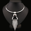 Fashion-Women-Pendant-Crystal-Choker-Chunky-Statement-Chain-Bib-Necklace-Jewelry thumbnail 92