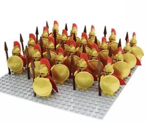 21x-Roman-Soldiers-Mini-Figures-LEGO-Compatible