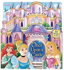 Disney Princess Once Upon a Castle: Hidden Stories, Very Good Books