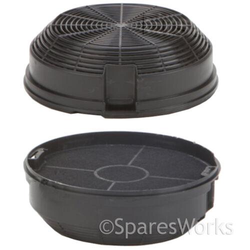 Whirlpool Hotte pour Hotte de Cuisinière carbone Vent Filtre 2 X Type 47 AMC023 Filtres