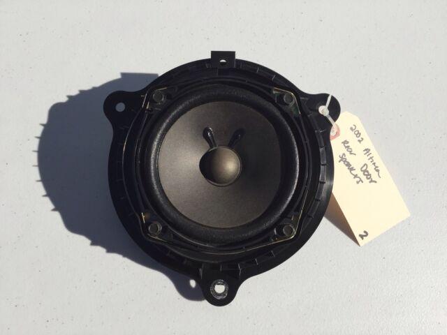 02 03 04 05 06 Nissan Altima Bose Speaker OEM Left Right Front