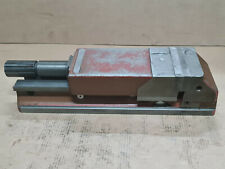 Allmatic Hydraulic Precision Vise For Cnc Milling Machines 160mm 6 Inc 3178 Euro