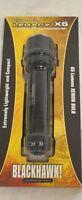 Blackhawk Night Ops Legacy X6 Flashlight, 6v, Handheld, 65 Lumens, Xenon Bulb