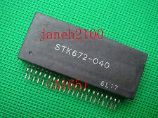 STK672-610 Original Sanyo Stepper Motor Controller