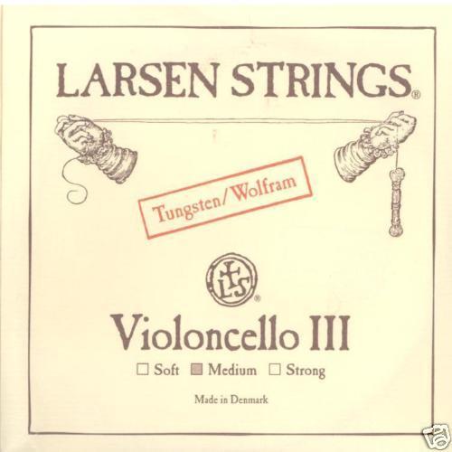 Cellosaite Larsen G-Mittel Neue, OVP.