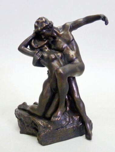 L/'Éternel Printemps Ewiger Frühling AUGUSTE RODIN Skulptur Parastone Museum RO20